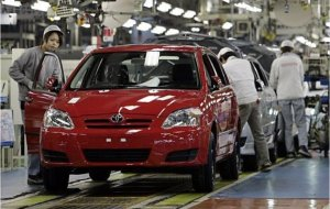 toyota--ohira-plant-in-japan-front-to-back assembly line 2011