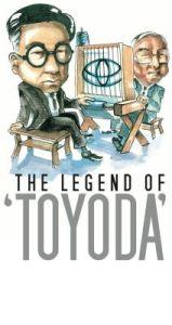 Kiichiro and Eiji Toyoda