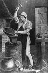 British 19th-century craftsman
