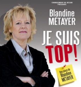 blandine metayer