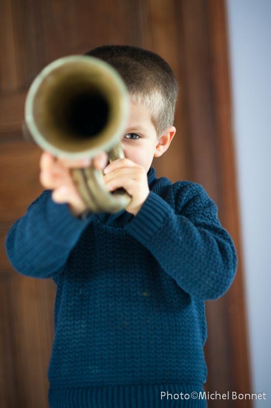 Alexis et la trompette