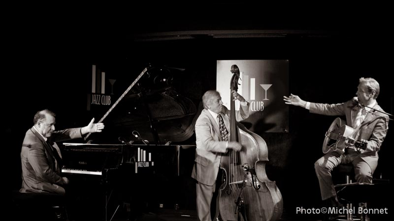 3 For Swing – Jazz-Club Etoile (Paris)