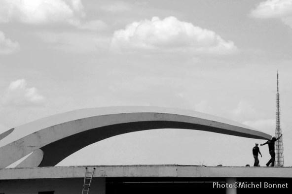 Travailler en dansant (Brasilia)