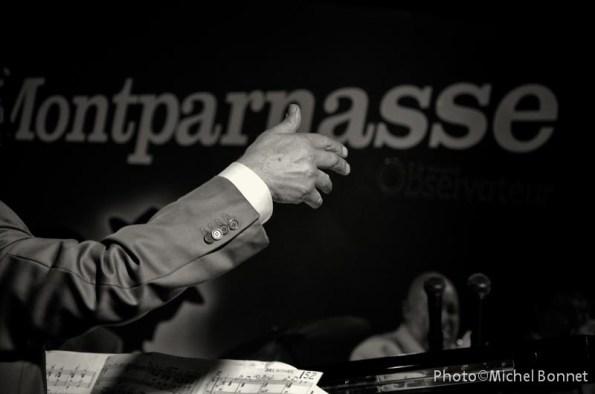 Claude Bolling dirige… Petit journal Montparnasse