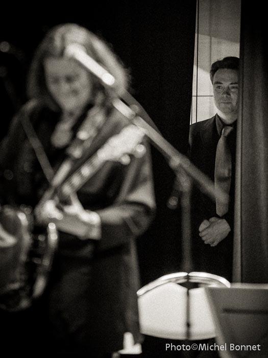 Espionnage musical