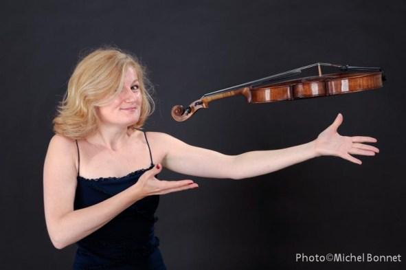 Violon magique (Lucie Rouits)