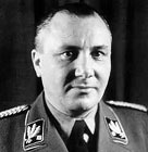Martin Bormann in 1940