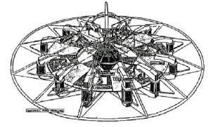 Plan de l'OTC X-1