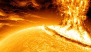 Une éruption solaire gigantesque serait en préparation