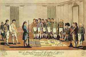 En 1776,Adam Weishaupt fondait les Illuminés de Bavières (Les Illuminati)