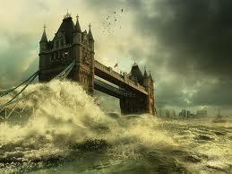 innondation londres
