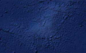 Agrandissement de la photo satellite