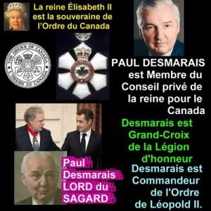 Paul Desmarais fait donc partie de la lignée (Bloodline) et donc ses enfants vont continuer son désastre de morts