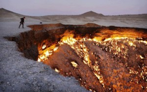 La roche parvint à la chaleur de fusion