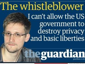 Snowden Free Rider Problem