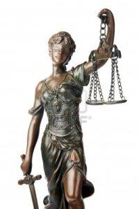 Thémis,déesse de la Justice