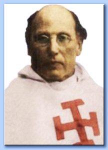 Jorg Lanz von Liebenfels,il se présentait comme un grand réformateur et un prophète. Il est le fondateur d'une nouvelle philosophie ,la théozoologie.