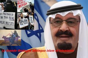 La Grande-Bretagne distingue islam et islamisme