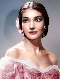 Maria Callas ,une superbe de belle femme,en plus!
