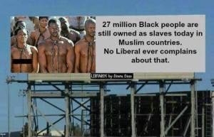 Esclavage dans l'islam.