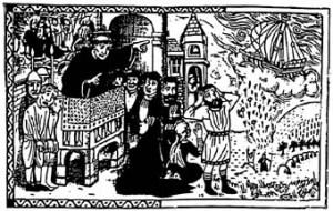 Les visiteurs du ciel ...de l'époque de St-Agobard de Lyon.