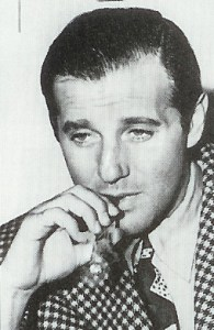 "Benjamin ""Bugsy"" Siegel aimait les cigares et se donner un air  d'homme d'affaires respectable."