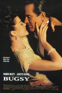 L'affiche du film Bugsy,en 1991.