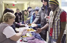 Les banques d'alimentations,au Québec,manquent souvent de nourriture.Pendant ce temps,les politicards capitalistes  affirment,tout comme Jean Chrétien l'affirmait que nous sommes dans le meilleur pays au monde.