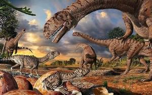 De magnifiques bébés dinosaures!