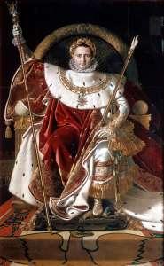 L'empereur Napoléon aurait eu un enfant  métissé.