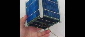 Un des cubes satellites d'Outernet!