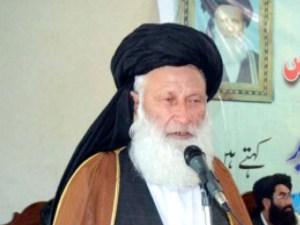 Le chef  du Conseil de l'Idéologie Islamique ...dans toute sa splendeur.