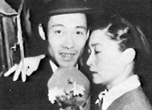 Son mari,Felipe d'Aquino,vint à sa rencontre lorsqu'elle fut relâché de sa prison japonaise.