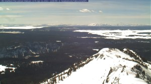 Webcam du mont Washburn .