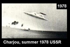 En 1978 ,en Russie,il y eut cet étrange appareil.