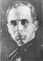Le général Carlos Cortes Vargas...de triste mémoire.