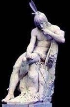 Représentation d'Hiawatha.