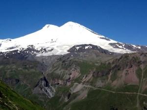 Le mont Elbrouz