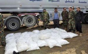 La drogue est financée par l'OTAN,les saoudiens et Israel.