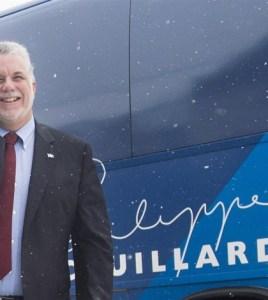 Que reste-t-il des promesses libérales de croissance exgérée sans limite?Pourrions-nous plutôt   nous faire rembourser l'argent public volé par les petits amis du Parti libéral mafieux du Québec,à la place de mensonges,pour une fois?