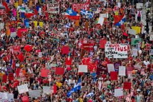 Manifestation étudiante  001