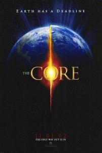 The core,un film avant-gardiste très annonciateur des temps à venir.