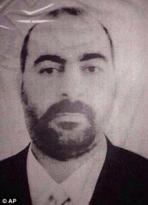 Abu Bakr al-Baghadi...proclamé calife.