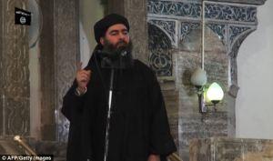 """Un nouvel État Islamique est ressugi  en ce mois de juillet 2014...qui n'augure rien de bon pour l'avenir...immédiat. Abu Bakr al-Baghdadi s'est même auto-proclamé """"Calife de tous les Musulmans"""". L'Empire après avoir financé  des terroristes ,est maintenant face è un monstre en gestation."""