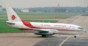 Photo de l'avion au sol.