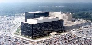Le quartier général de la NSA