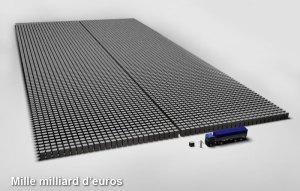 1000 milliards d'euros