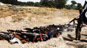Le nombre de crimes perpétrés par l'État Islamique dépasse l'entendement.