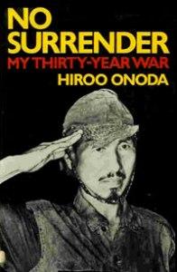 Le livre écrit par Hiro Onoda.