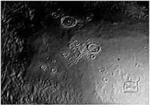 Une base extraterrestre...sur la Lune.